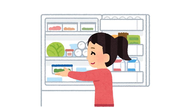 自炊派一人暮らしにおすすめの冷蔵庫の大きさは